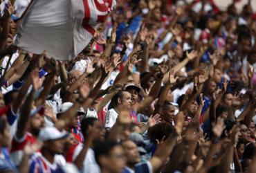 Bahia projeta recorde contra o Botafogo no domingo