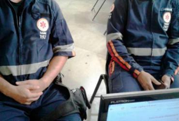 Bandidos assaltam socorristas do Samu após atendimento em Feira
