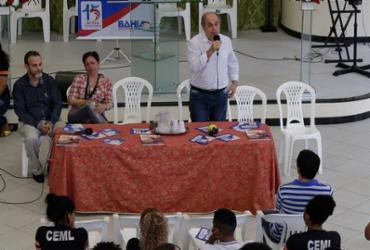 Moradores de Fazenda Coutos participam do Ouvidoria Ativa