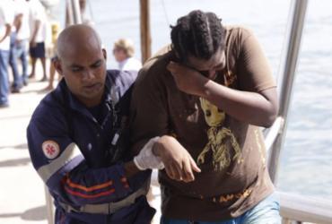 Diretor da Agerba diz que embarcação que naufragou estava regular | Xando Pereira | Ag. A TARDE