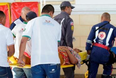 Sesab informa que 89 pessoas foram resgatadas com vida até o momento | Xando Pereira | Ag. A TARDE