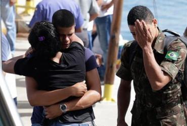 Mar Grande: Marinha revisa número de mortos em naufrágio para 18 | Xando Pereira | Ag. A TARDE