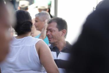 DPT monta central de atendimento às famílias das vítimas do naufrágio | Raul Spinassé | Ag. A TARDE