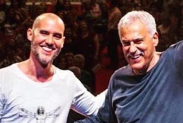 Danilo Caymmi celebra Tom e Dorival em shows no Café Rubi
