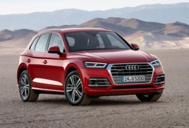 """Audi Q5 fica mais """"hi-tech"""" na segunda geração"""
