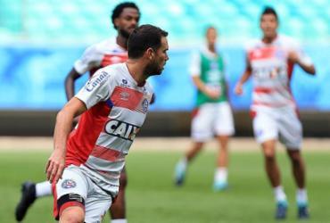 Bahia deve repetir escalação pela segunda vez na Série A