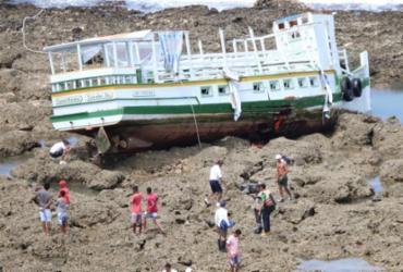 Responsável por lancha que naufragou diz estar apoiando vítimas e familiares | Alberto Maraux | Divulgação | SSP-BA