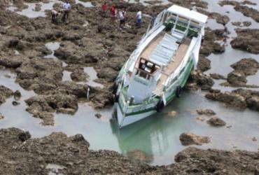 Marinha retoma busca de possíveis vítimas de naufrágio neste sábado | Alberto Maraux | Divulgação | SSP-BA