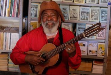 Bule Bule faz campanha para celebrar 50 anos de carreira