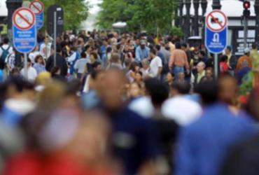 IBGE: Brasil já tem mais de 207 mi de habitantes; BA concentra mais de 15 mi