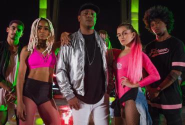 Psirico e Fit Dance gravam clipe da música 'Krau'