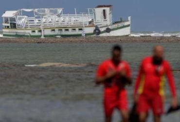 Lanchas operam normalmente uma semana após naufrágio que matou 19 | Raul Spinassé | Ag. A TARDE | 24.08.2017
