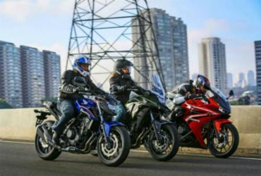 Honda lança nova linha CB 500 no Brasil