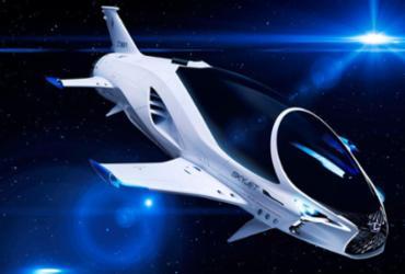Lexus revela nave espacial para filme Valerian e a Cidade dos Mil Planetas