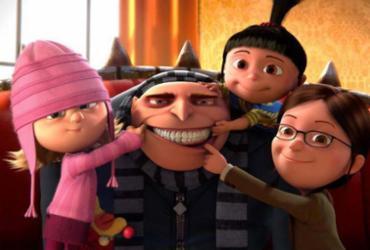 'Meu Malvado Favorito' é a franquia de animação mais lucrativa dos cinemas