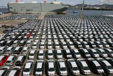 Veículos importados fecham julho com queda de 18,7%
