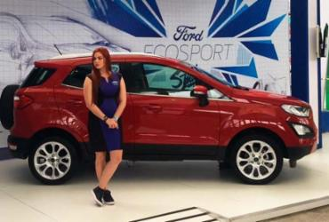Ford apresenta o novo EcoSport na Campus Party Bahia
