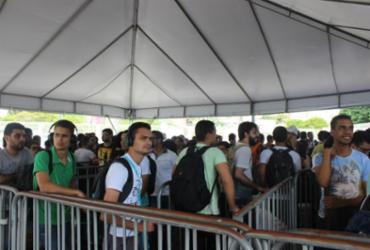 Espaços da Campus Party são apresentados aos jornalistas |