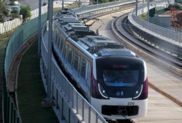 Estação Aeroporto do metrô deve começar a funcionar em março | Alberto Coutinho | Divulgação | GOVBA