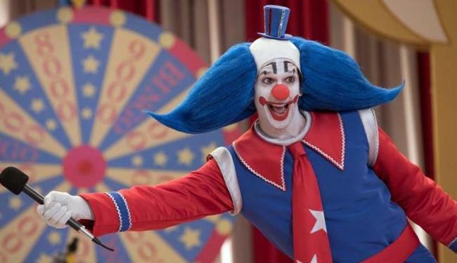Vladimir Brichta interpreta o palhaço Bingo no longa - Foto: Divulgação