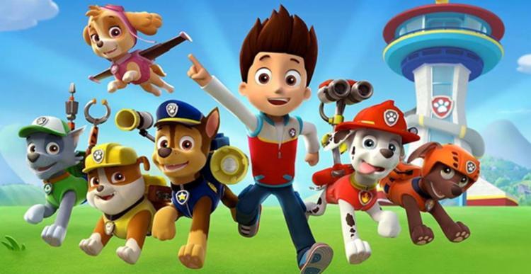 A atração é inspirada no desenho Arena Patrulha Canina, transmitido pelo canal infantil Nickelodeon - Foto: Divulgação