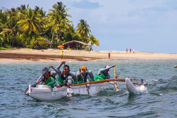 Competidores de vários estados vão participar da prova - Foto: André Luiz Sá Gomes   Divulgação