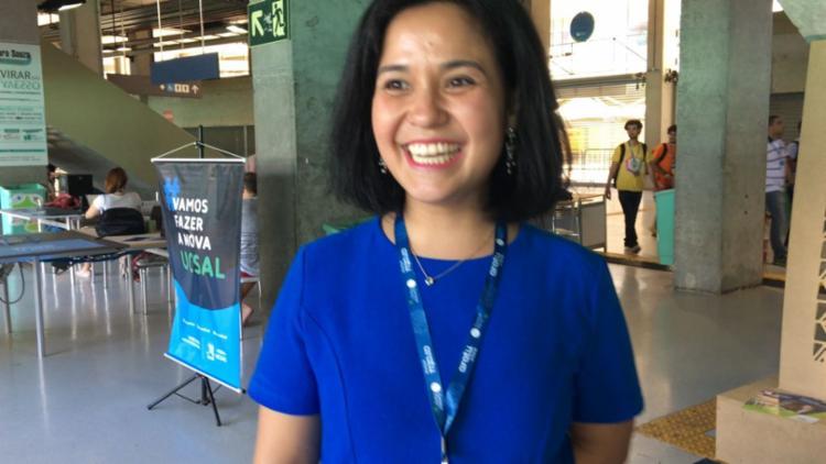 Cientista Priscila Monteiro Kosaka - Foto: Nágila Santana