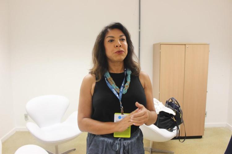 Mônica Sousa cria projetos para empoderar mulheres - Foto: Igor Andrade