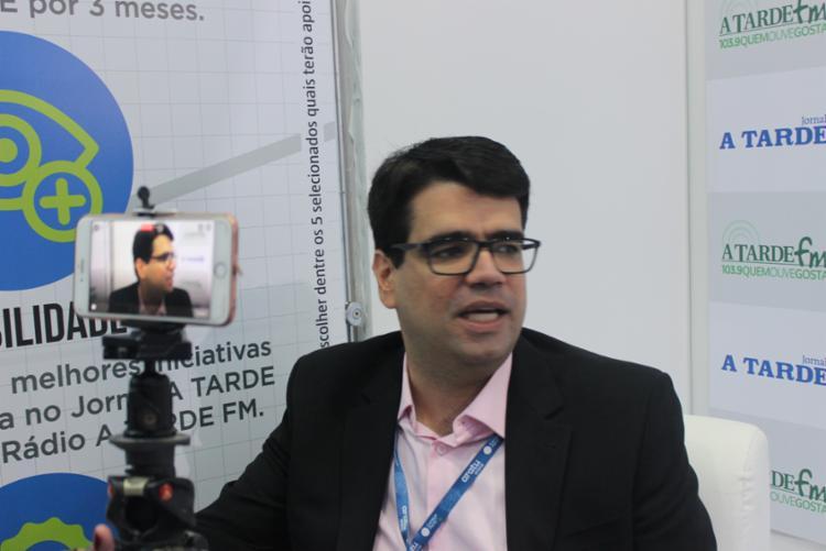 Vivaldo Mendonça faz balanço positivo da CPBA - Foto: Igor Andrade   A Tarde SP