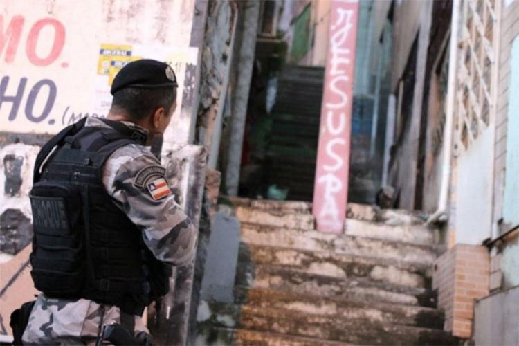 Essa é a primeira ação da tropa Patamo - Foto: Divulgação | SSP
