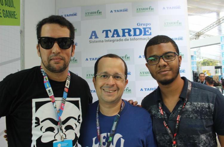 Grupo cria aplicativos para apaixonados por futebol - Foto: Igor Andrade