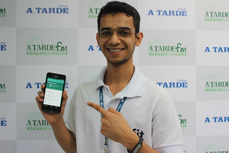 Ufit é um aplicado que viabiliza novas formas de negócio entre clientes e academias - Foto: A TARDE SP