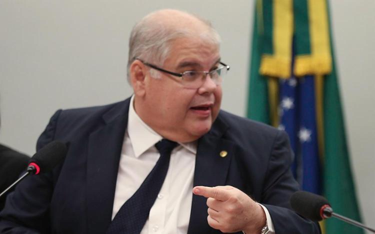 Lúcio Vieira Lima defende mudanças e acredita que a reforma passará pelo plenário da Câmara dos Deputados - Foto: Fábio Rodrigues Pozzebom l Agência Brasil l 10.8.2017