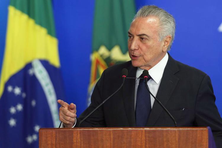 'Cláusula de transição' permitiria presidente nomear primeiro-ministro ainda em 2018, se PEC for aprovada - Foto: Valter Campanato l Agência Brasil