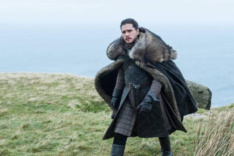 Jon Snow na série Game of Thrones - Foto: Divulgação
