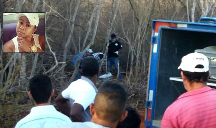 Crime chocou a população; Tatiana estava no segundo mês de gestação - Foto: Janilton Jesus l MacaubenseLife