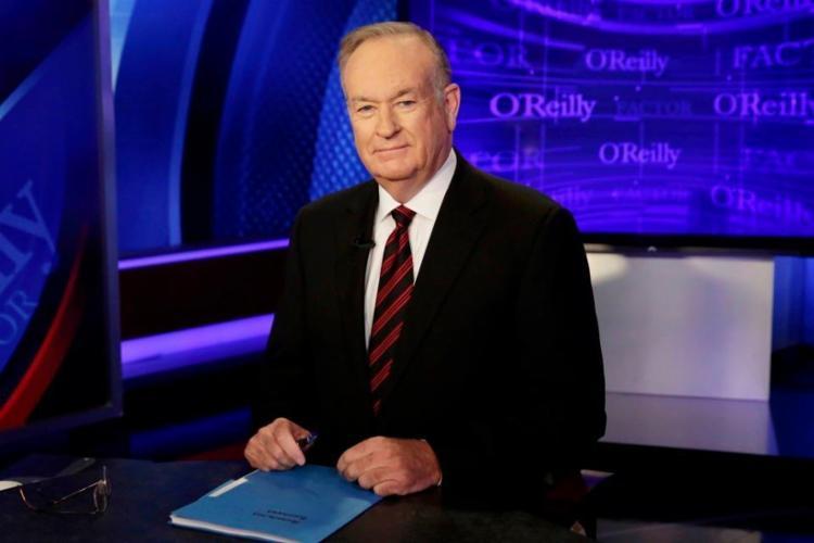 Jornalista Bill O'Reilly foi um dos demitidos após denúncias de abuso - Foto: Reprodução   Fox