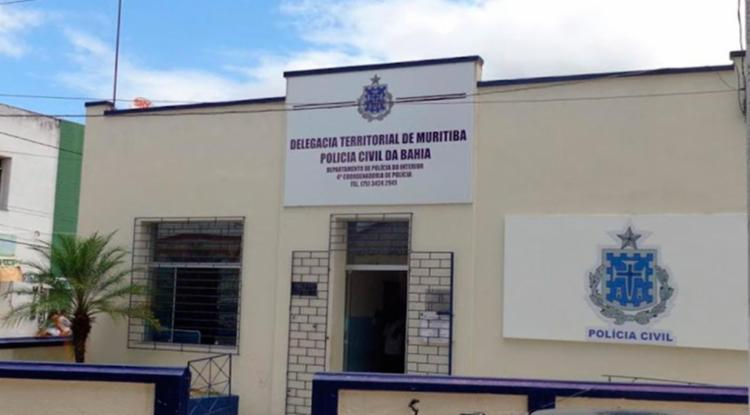 Caso será investigado pela delegacia de Muritiba - Foto: Reprodução | Site Bahia 10