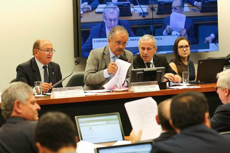 Texto pode ser votado na Câmara na próxima semana, mas ainda não há consenso sobre temas aprovados - Foto: Fabio Rodrigues Pozzebom l Agência Brasil