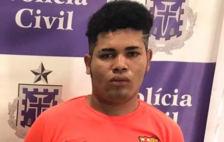 Lucas não possuía antecedentes criminais - Foto: Divulgação | SSP-BA