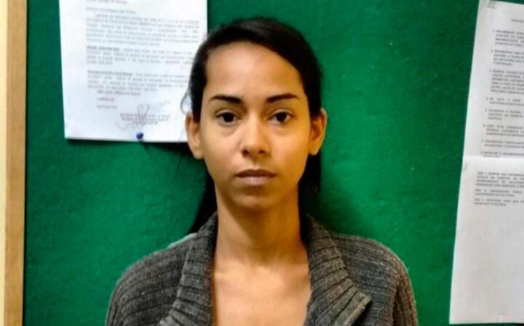 Marília foi denunciada por vender drogas próximo à sua residência - Foto: Divulgação | Polícia Civil
