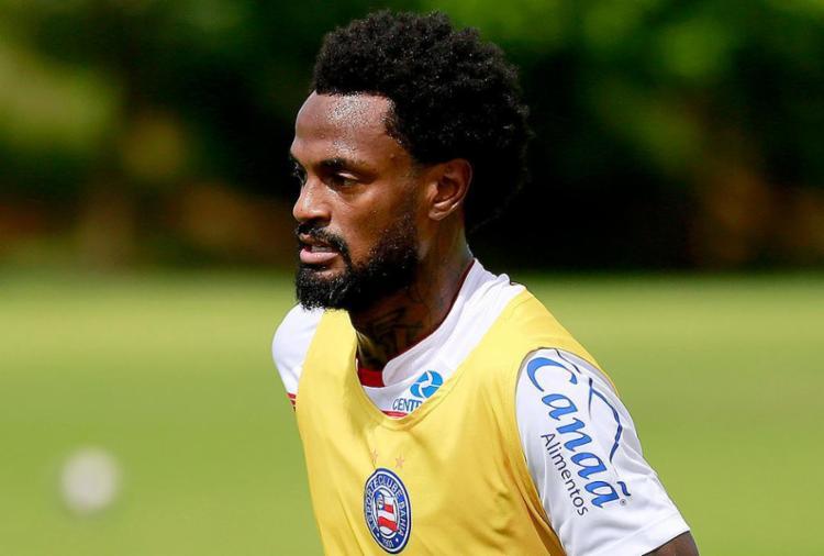 Volante é um dos destaques do time na temporada - Foto: Felipe Oliveira l Ag. A TARDE