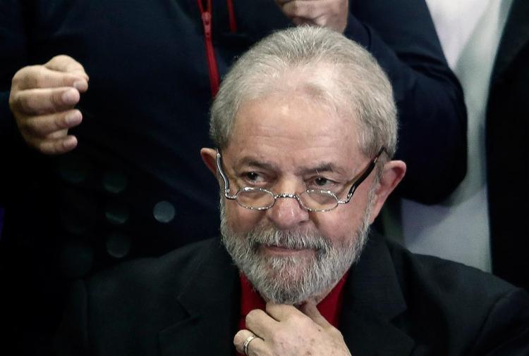 """Para defesa de Lula, """"Paraná não é o foro universal para julgar essas delações"""" - Foto: Miguel Schincariol l AFP l 13.7.2017"""