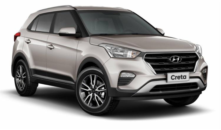 SUV da Hyundai chega com motor 1.6 16V de até 130 cv - Foto: Divulgação
