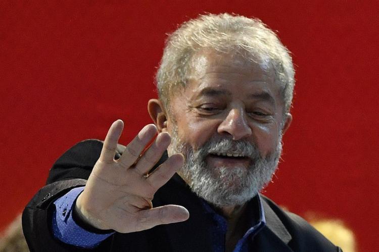 Lula será julgamento nesta quarta, 24, pelo caso do triplex do Guarujá - Foto: Nelson Almeida l AFP