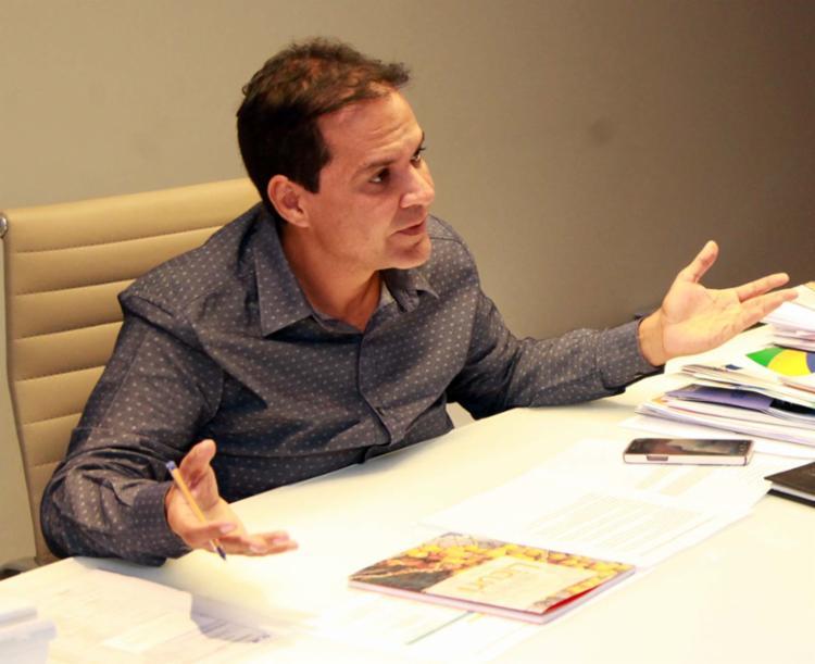 Eures Ribeiro, presidente da UPB - Foto: Divulgação
