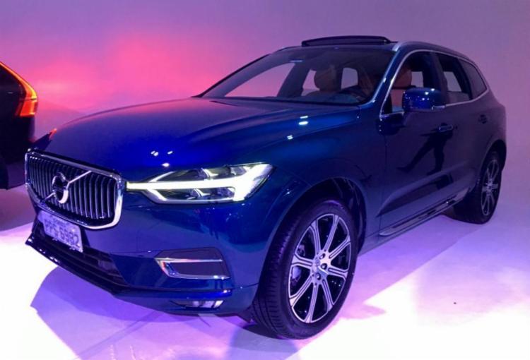 Volvo lança oficialmente o XC60