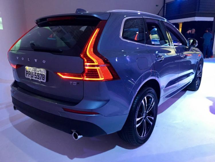 Novo Volvo XC60 chega ao Brasil