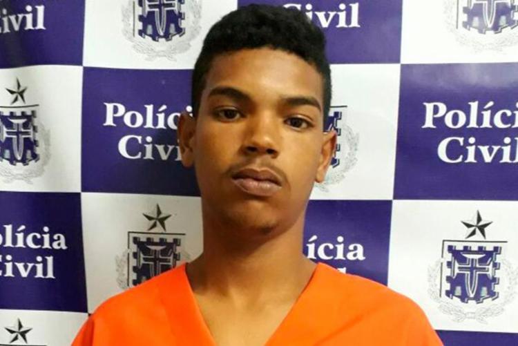 Pablo é investigado por outros crimes em Eunápolis - Foto: Divulgação   Polícia Civil