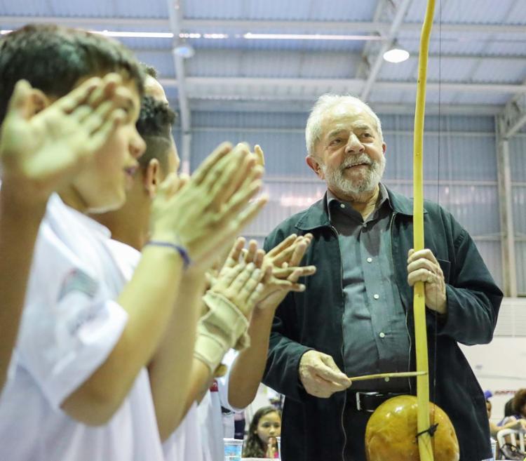 Lula chega a Salvador e fará encontro com movimentos sociais na tarde desta quinta - Foto: Ricardo Stuckert | Fotos Públicas